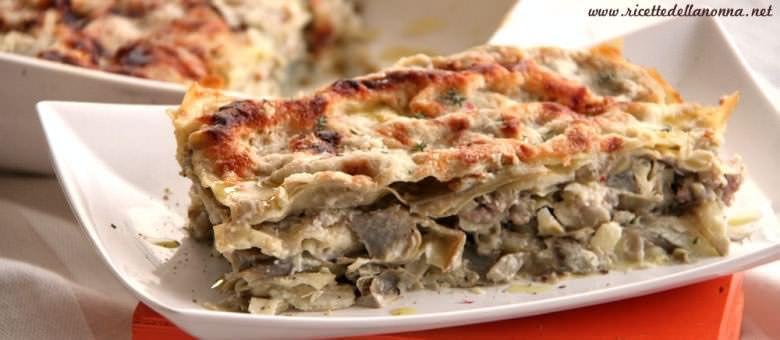 Ricette con ricette lasagna particolari ricette della nonna for Primi piatti particolari