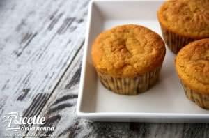 Muffin alla mela e cannella