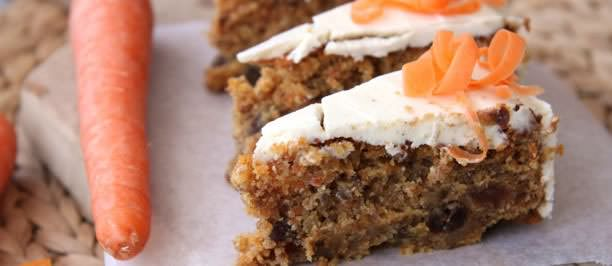 Ricetta torta carote noci