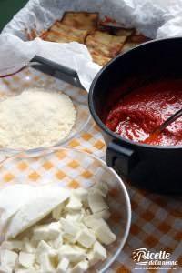 ricetta melanzane parmigiana