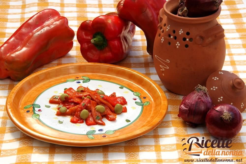 Antipasti Di Natale Vegetariano.Antipasti Vegetariani Ricette Facili E Veloci Ricette Della Nonna