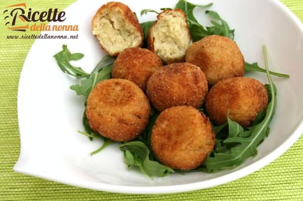 Polpette patate e cavolfiore ricetta e foto