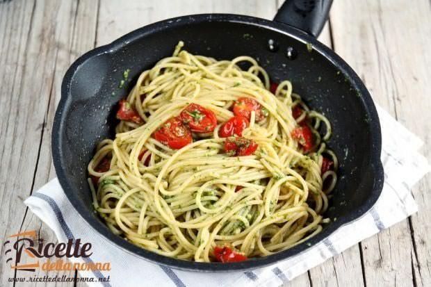 Ricetta spaghetti piccanti veloci