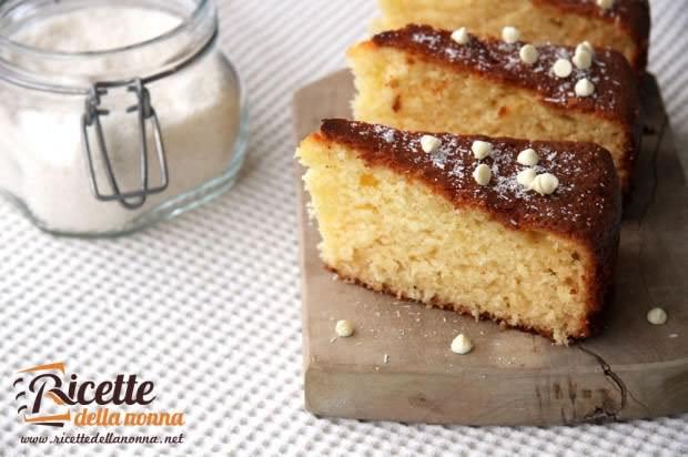 Ricetta torta cocco cioccolato bianco ricotta