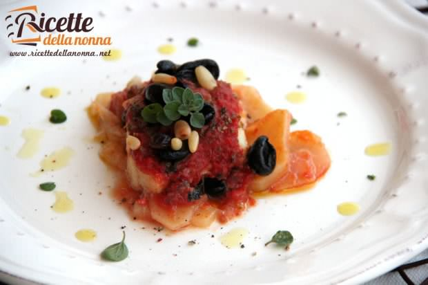 Baccalà alle olive