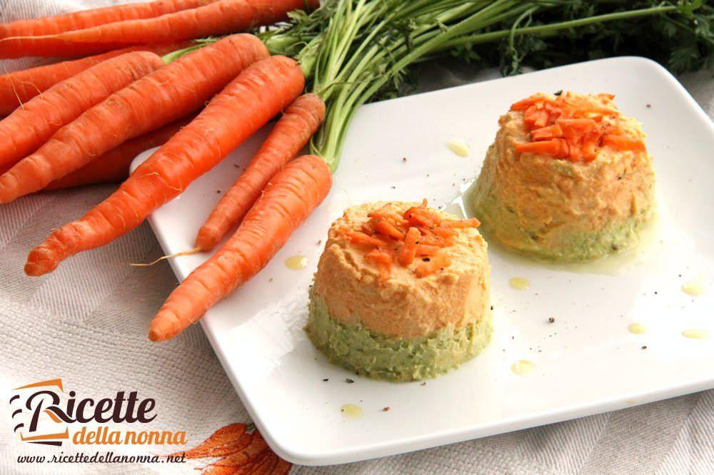 Flan di verdure ricette della nonna for Ricette di verdure