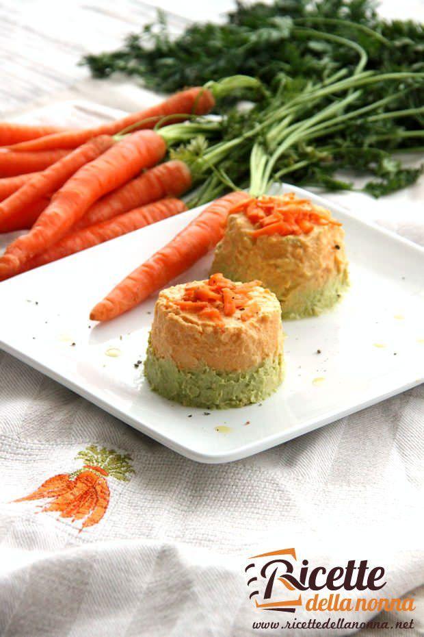 Flan di verdure ricetta e foto