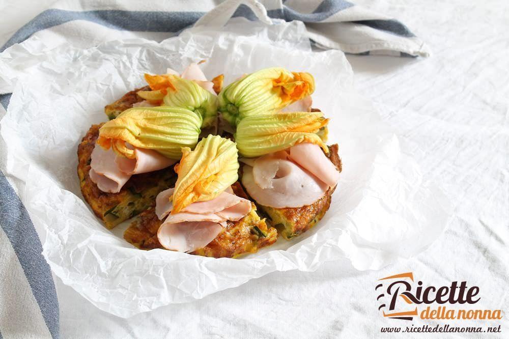 Frittata di zucchine al forno ricette della nonna for Ricette secondi