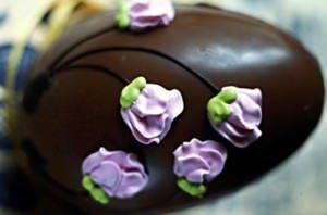 Ricette di Pasqua: uova di cioccolato