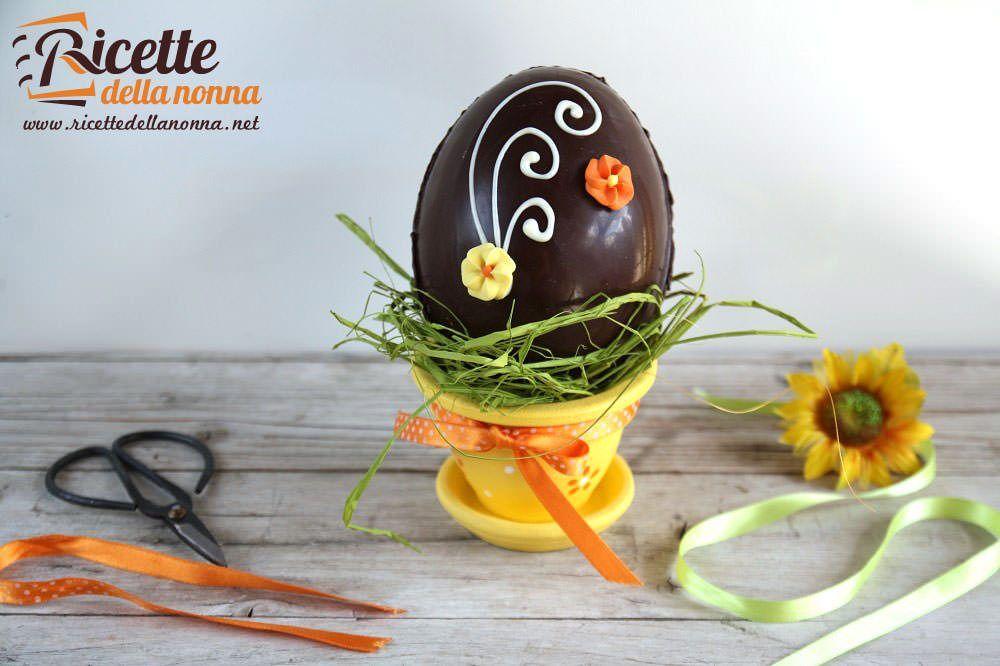 Come fare le uova di Pasqua fatte in casa
