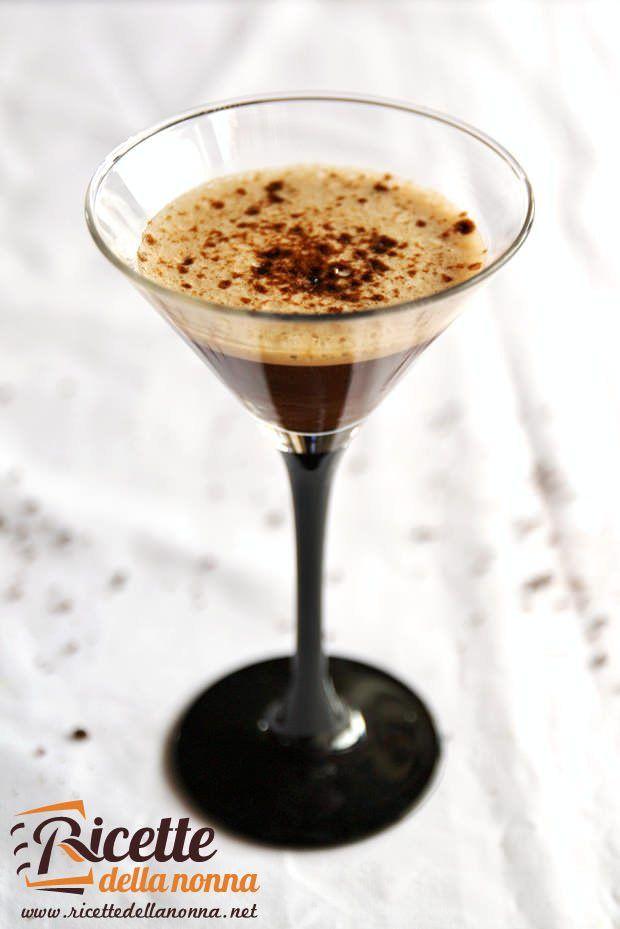 Caffè freddo shakerato ricetta e foto