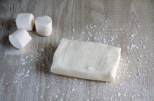 Il fondente di marshmallows