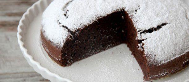 torta cioccolato soffice