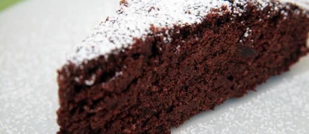 torta soffice cioccolato
