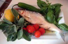 Speciale pesce di lago