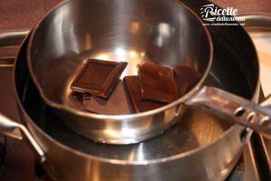cioccolato biscotti marmellata