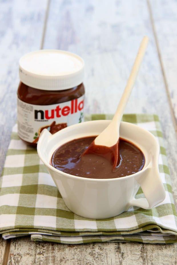 Foto Crema alla Nutella