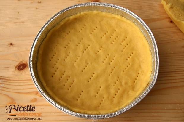Preparazione crostata alla Nutella foto 6