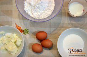 Ingredienti Torta Margherita