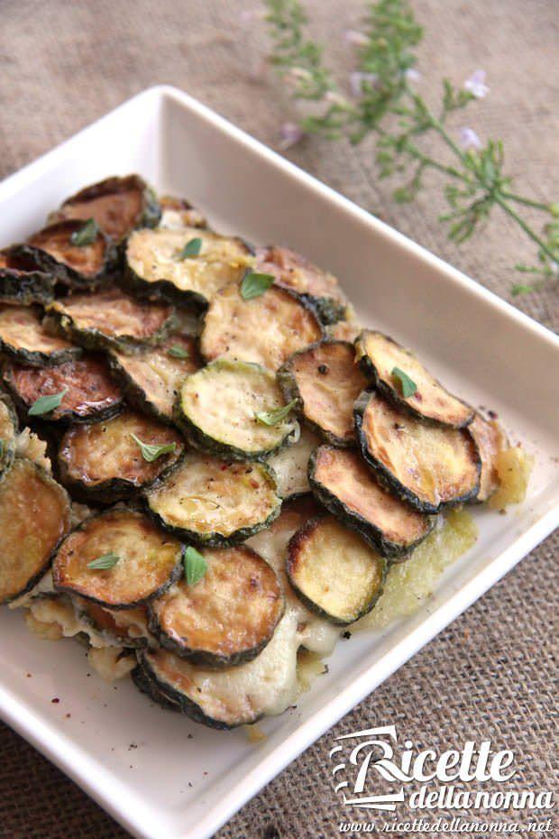 Zucchine al cartoccio ricetta e foto