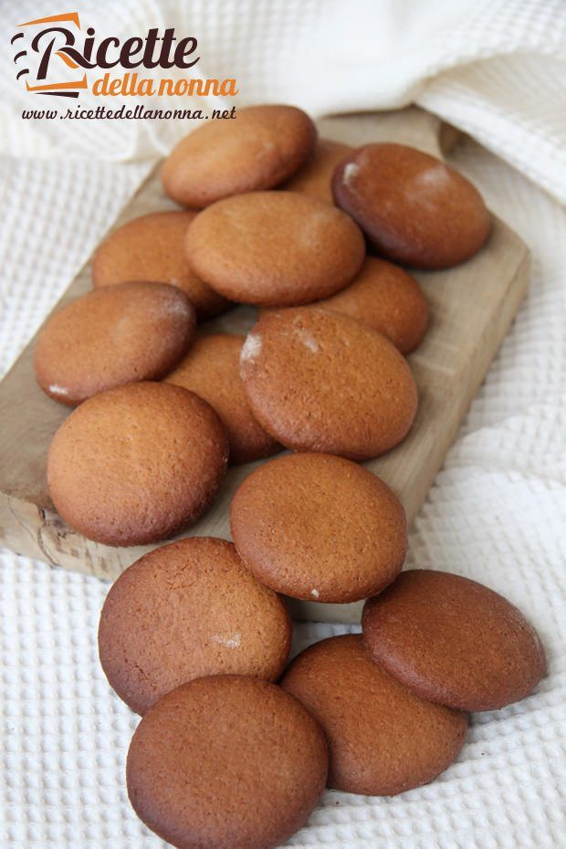 Biscotti integrali ricetta e foto