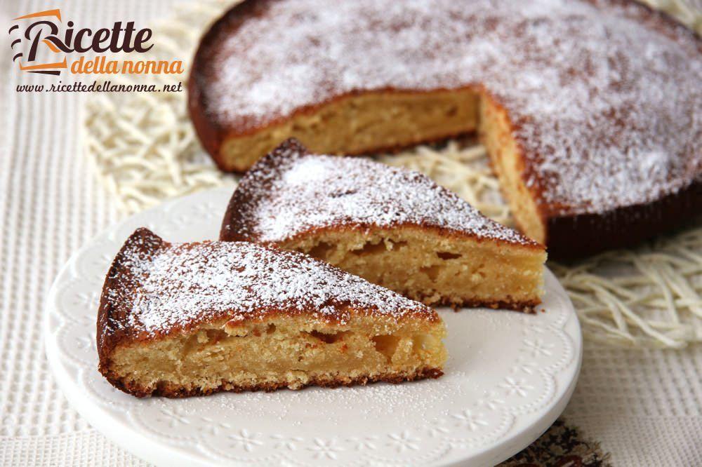 Torta alla panna ricette della nonna for Ricette torte semplici