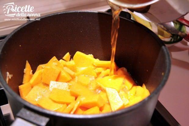 Ricetta crema di zucca