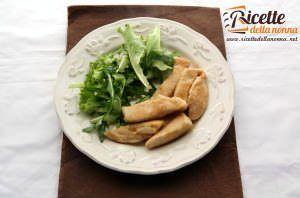 Straccetti di pollo al Marsala e rosmarino