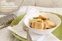 Tortelloni di patate ai formaggi