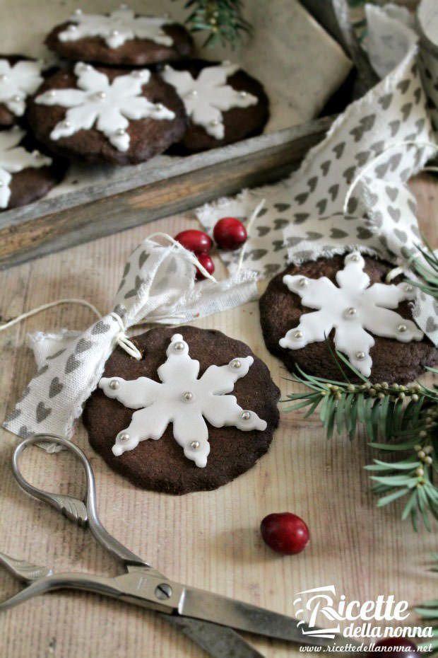 Biscotti in pasta di zucchero foto e ricetta
