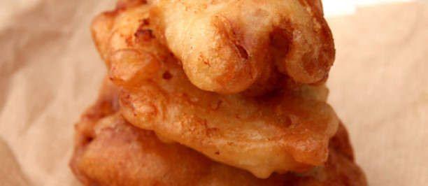 Baccala fritto ricetta e foto