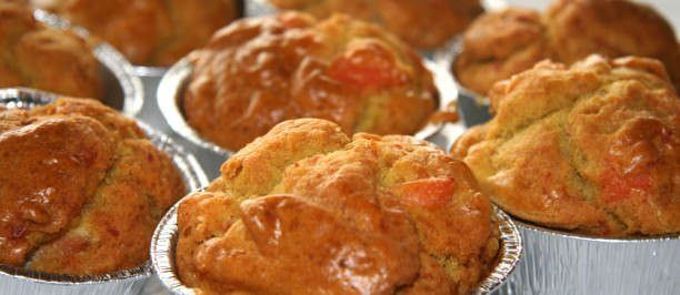 muffin salmone yogurt