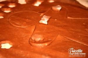 zenzero biscotti natale