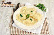 Turle, ravioli di patate e formaggio