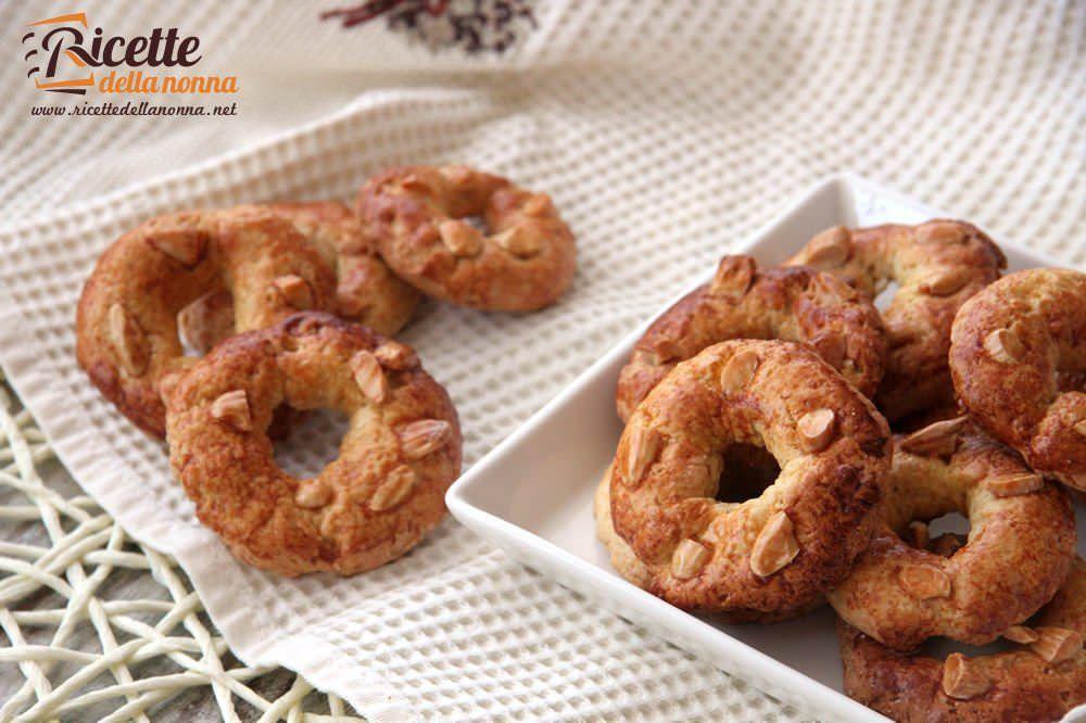 ricetta biscotti roccoco