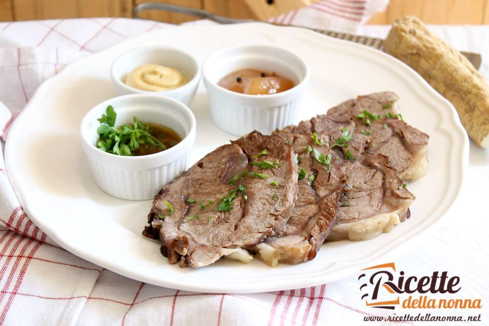 Ricette carne bollita