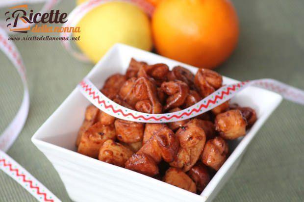 Ricette chiacchiere arancini limoncini