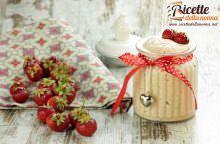Crema alle fragole
