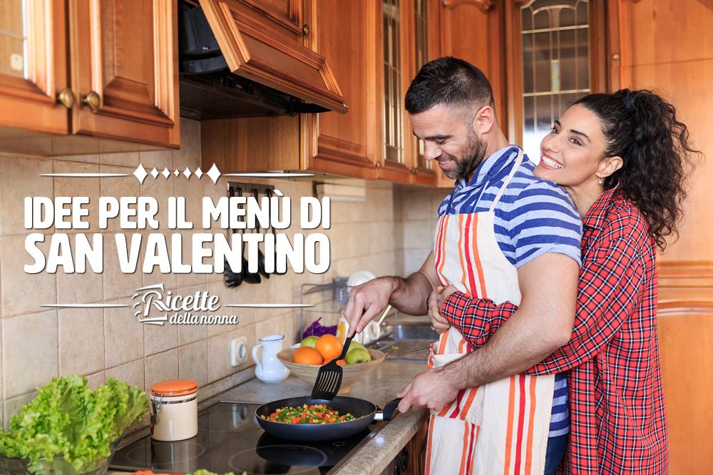 Menu san valentino idee per una cena romantica ricette for Idee per una cena di compleanno