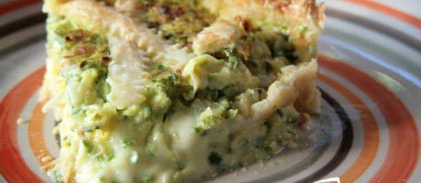 ricetta torta rustica zucchine