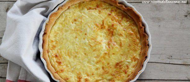 Crostata al formaggio