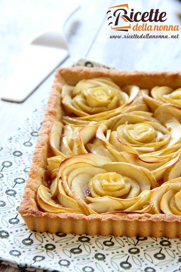 Crostata di mele in bellavista