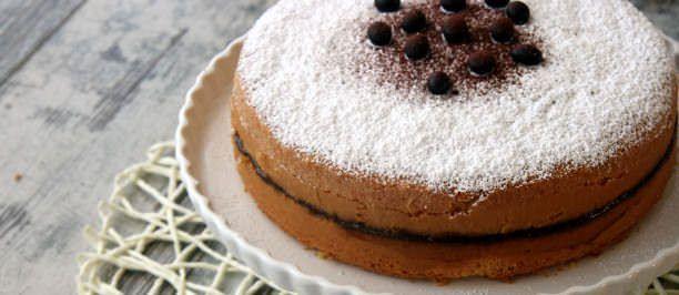 ricetta torta crema caffè