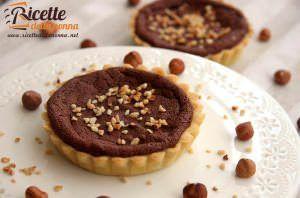 Tortine frolla e cioccolato