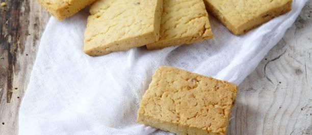 biscotti frolla olio mandorle