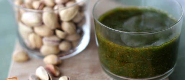 Ricetta per preparare la pasta al pistacchio