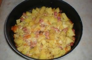 Patate sfiziose al forno con semi di papavero