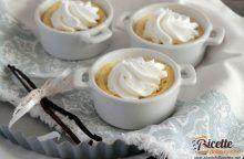Dessert leggero alla vaniglia