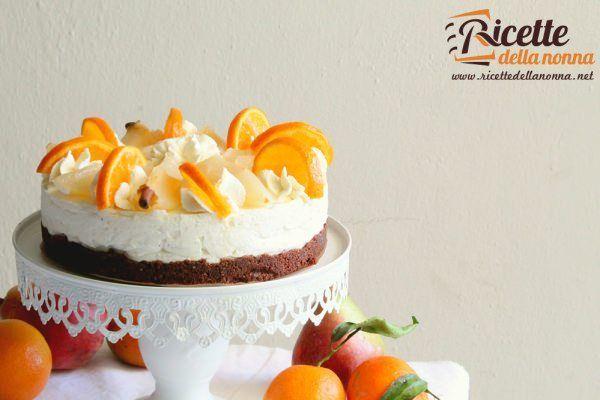 Cheesecake ai mandarini