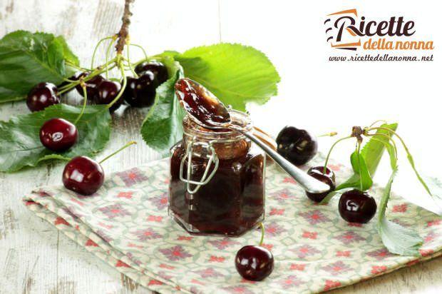 Ricetta Marmellata di ciliegie